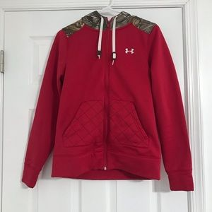 UNDER ARMOUR   Women's Small Hoodie